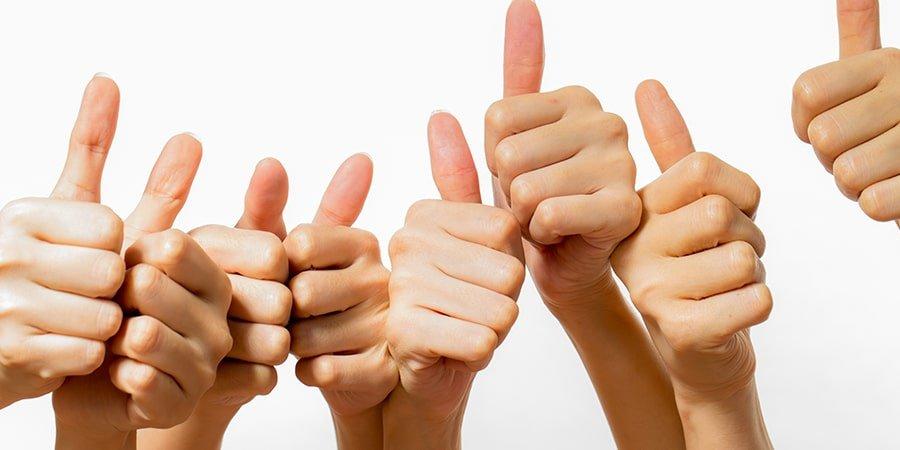 Het belang van complimenten op de werkvloer