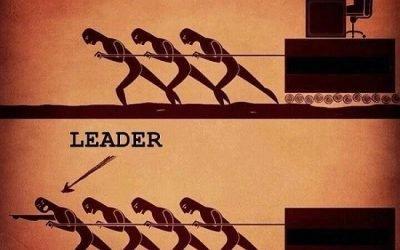 Verschillen tussen baas en leider