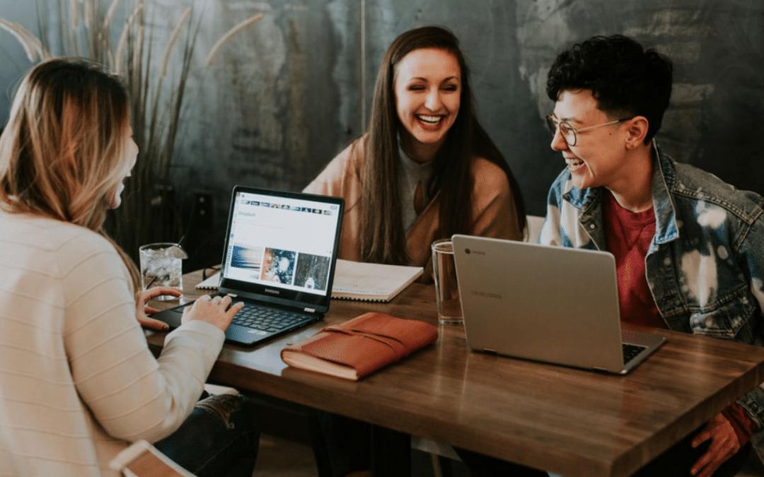 werkgeluk trend gelukkige werknemers