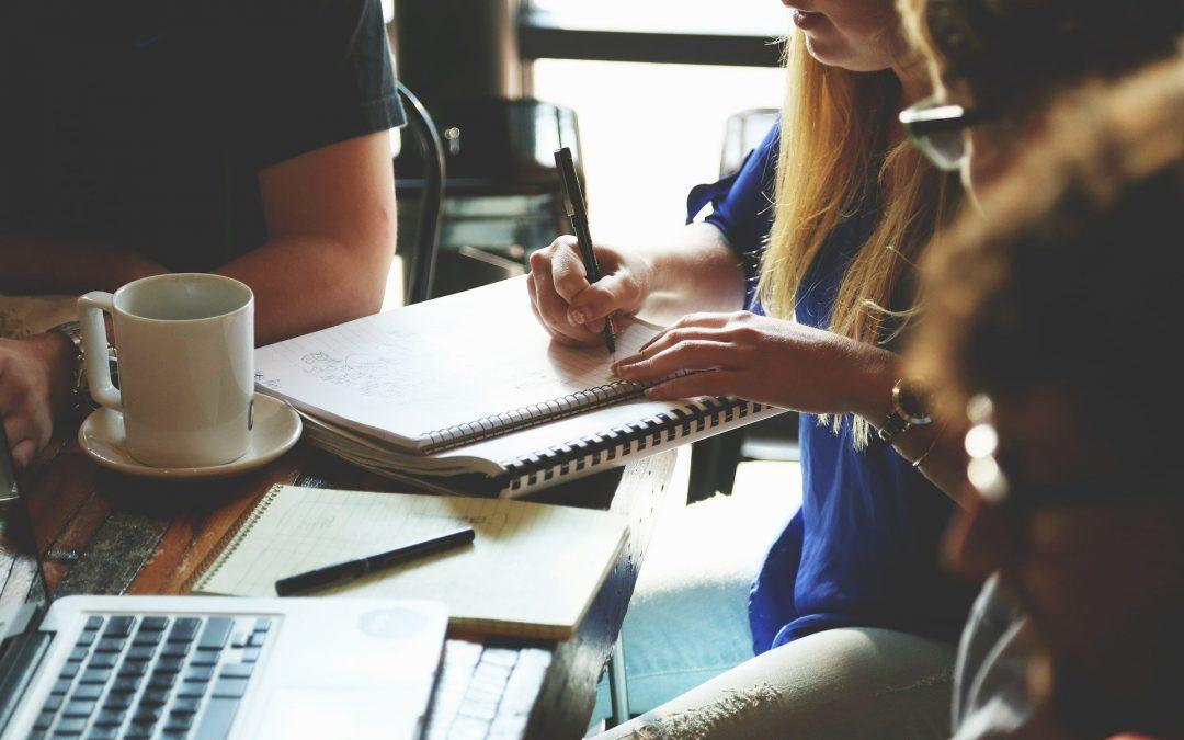 Vier creatieve energizers op het werk