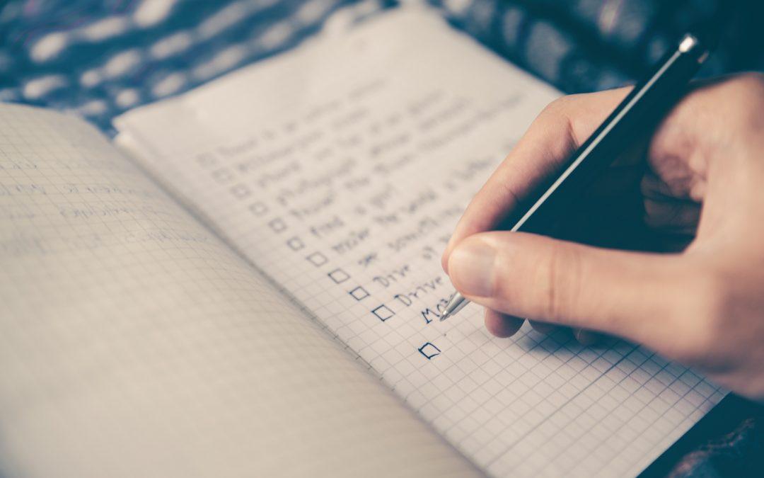 Taken afronden: belangrijk voor je werkgeluk